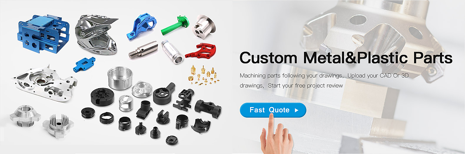 metal manufacturing&cnc machining